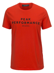 PEAK PERFORMANCE LOGO T-SHIRT