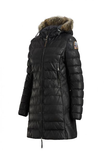 PARAJUMPERS DEMI LEATHER WOMAN TAKKI