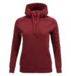 PEAK PERFORMANCE WOMEN'S ZIPPED HOODED SWEATER